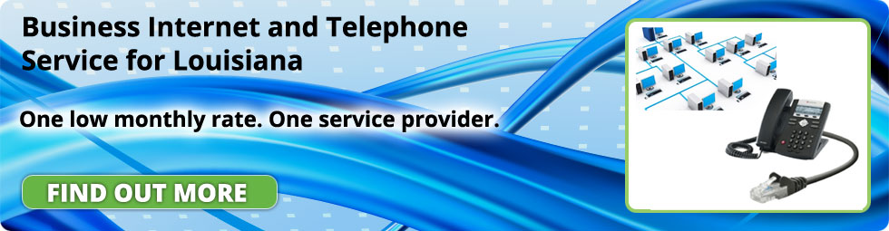 Business Internet and Telephone Service